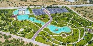 Meram'da yeşil alan miktarı 5 yılda 3'e katladı