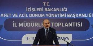 İçişleri Bakanı Soylu: Türkiye Avrupa'nın İkinci Büyük Deprem Gözlem Ağına Sahiptir