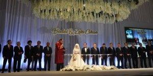 Spor Camiası Baykan'ın Düğününde Buluştu