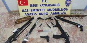 Ereğli'deki cinayet soruşturmasında 6 zanlı gözaltında