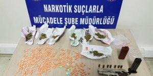 Konya'da torbacılara şafak operasyonu: 4 gözaltı