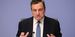 Ecb Başkanı Draghi: Risk Dengesi Aşağı Yönlü Hareket Ediyor