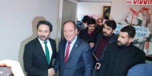Hüseyin Oprukçu, AK Parti'de