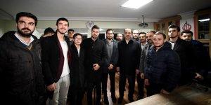 Başkan Altay, Yesevi Sohbetleri'nde gençlerle bir araya geldi