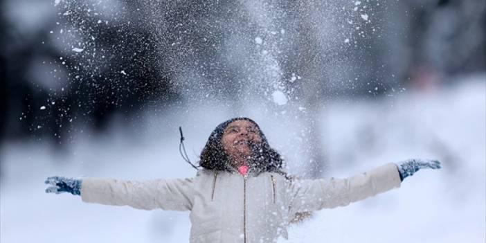 AFAD'dan Konya'ya yoğun kar uyarısı