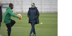 Konyaspor'da transfer için gözler Kocaman'da