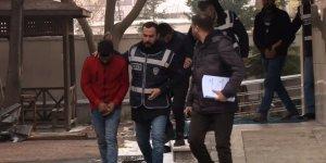 Konya'da Bağ Evi Hırsızları Yakalandı