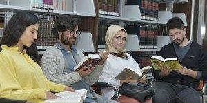 KMÜ Kütüphanesinden 2018'de 21 bin 200 kitap ödünç alındı