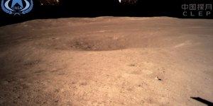 Çin, Ay'ın karanlık yüzüne uzay aracı indirdi