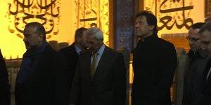 Pakistan Başbakanı Imran Khan Mevlana'da