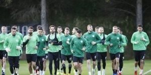 Atiker Konyaspor'da İkinci Yarı Hazırlıkları