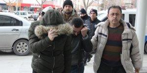 Konya'da Kasa Ve Araç Hırsızlığı