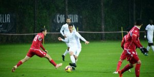 Konyaspor bu kez mağlup