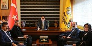 """Başkan Altay: """"Konya'yı ortak akıl ile geleceğe hazırlıyoruz"""""""