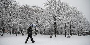 Konya'da eğitime kar engeli (16 Ocak Çarşamba tatil olan ilçeler)