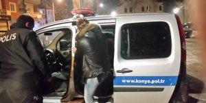 Tırnakçılık yapan şahıs tutuklandı