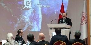 Sanayi Ve Teknoloji Bakanı Varank: Türkiye Uzay Ajansının Merkezi Ankara'da Olacak