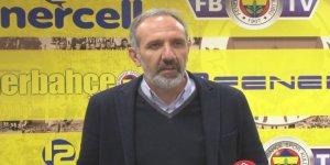 """Aksoy: """"10 kişi kalması gereken Fenerbahçe'ydi"""""""