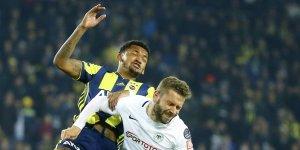 Konyaspor mücadelesinin karşılığını 1 puanla aldı