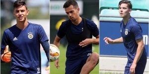 Fenerbahçe'de Gençler Formayı Unuttu