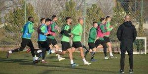 Atiker Konyaspor'un Kayserispor maçı hazırlıkları başladı