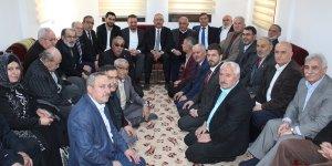 Mustafa Kavuş, STK'ları ziyaret etti