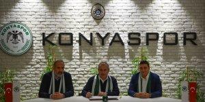 Konyaspor'a bir destek de  Sigorta Center Group'tan