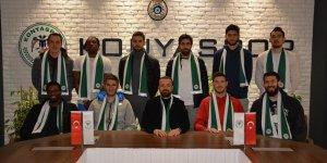 """Kulluk: """"Konyaspor basketbolda da marka olacak"""""""