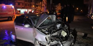 Konya'da feci kaza...8 kişi yaralandı