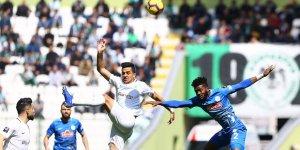 Konyaspor'da önce kafalar sahaya dönecek