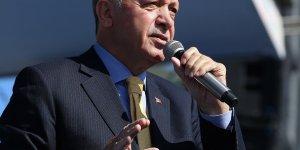 """Cumhurbaşkanı Erdoğan: """"Golan Tepeleri'nin de takipçisi olacağız"""""""