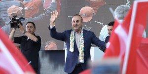 Dışişleri Bakanı Çavuşoğlu: Giderek Marjinalleşen Bir Partidir Chp