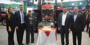 Konya Tarım Fuarı'nda Dev Traktör Satıldı