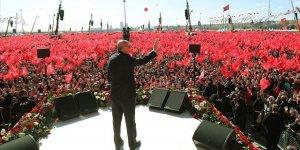 Erdoğan: Cumhur İttifakı, tüm Türkiye'nin, tüm milletin ittifakıdır