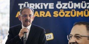 Ak Parti Ankara Büyükşehir Belediye Başkan Adayı Özhaseki: Ankara 5 Yıl Sonra Başka Bir Kent Olacak