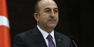 Dışişleri Bakanı Çavuşoğlu: Bazı Arap Ülkeleri Abd'nin Golan Tepeleri Kararına Karşı Çıkamadı