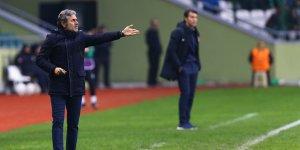 """Aykut Kocaman: """"Coşku futbolu  diye bir oyun yok"""""""