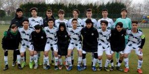 Konyaspor U14 şampiyon