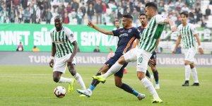 Konyaspor'un 12 yıllık galibiyet hasreti