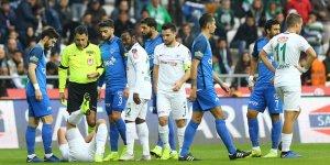 Konyaspor'un sakatlık kabusu