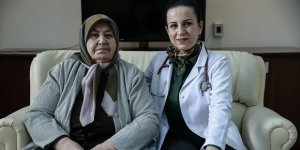 'Akciğer Tansiyonu' Hastasına Damar Tedavisi
