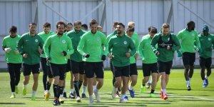 A. Konyaspor, MKE Ankaragücü maçı hazırlıklarını sürdürüyor