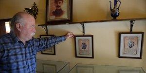 Çanakkale Gazisi Dedesinin Anılarıyla Yaşıyor