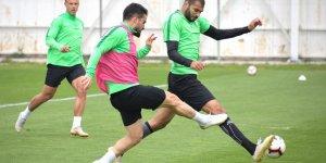 Atiker Konyaspor'da Galatasaray maçı hazırlıkları sürüyor