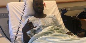 Diagne yine ameliyat oldu