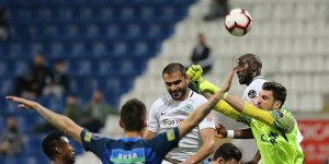 Konyaspor'dan bir beraberlik daha