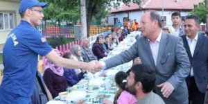 """Başkan Oprukçu: """"Bizi birlik ve beraberlik içerisinde tutan yegane şey paylaşmaktır"""""""