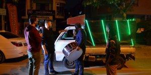 Sahurda davulcuya bu sefer DJ de eşlik etti