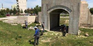 Beyşehir'in mesire alanları yaza hazırlanıyor