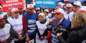 Hak-iş Genel Başkanı Arslan: Chp Genel Merkezine Yürüyeceğiz
